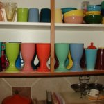 All 13 Discontinued Fiesta Goblets - Excellent 1st Quality!!!